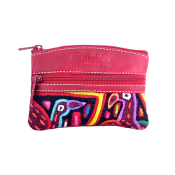 Coin Purse 2 Zippers