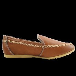 Zapato Apache en Cuero